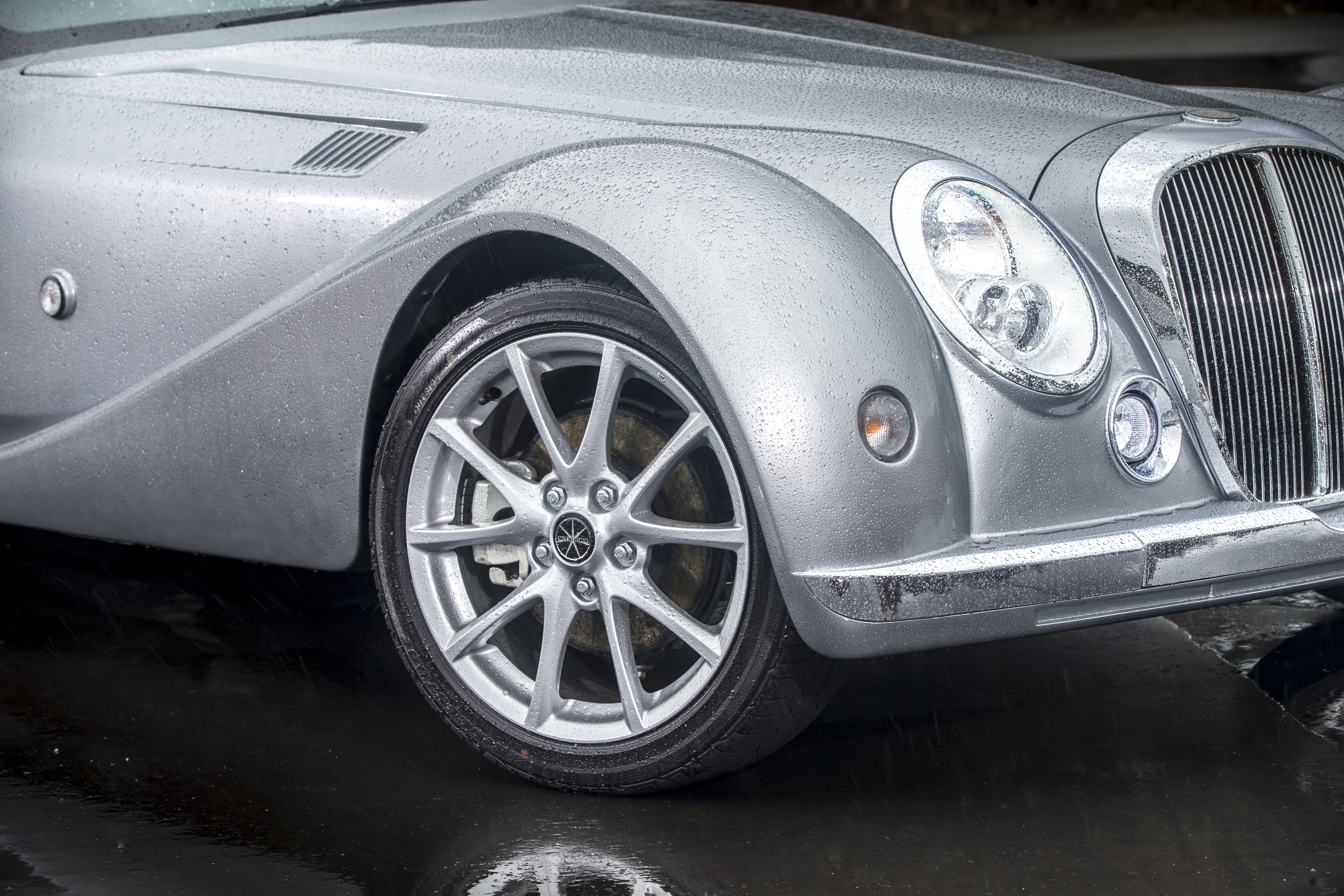 Mitsuoka Roadster Front wing