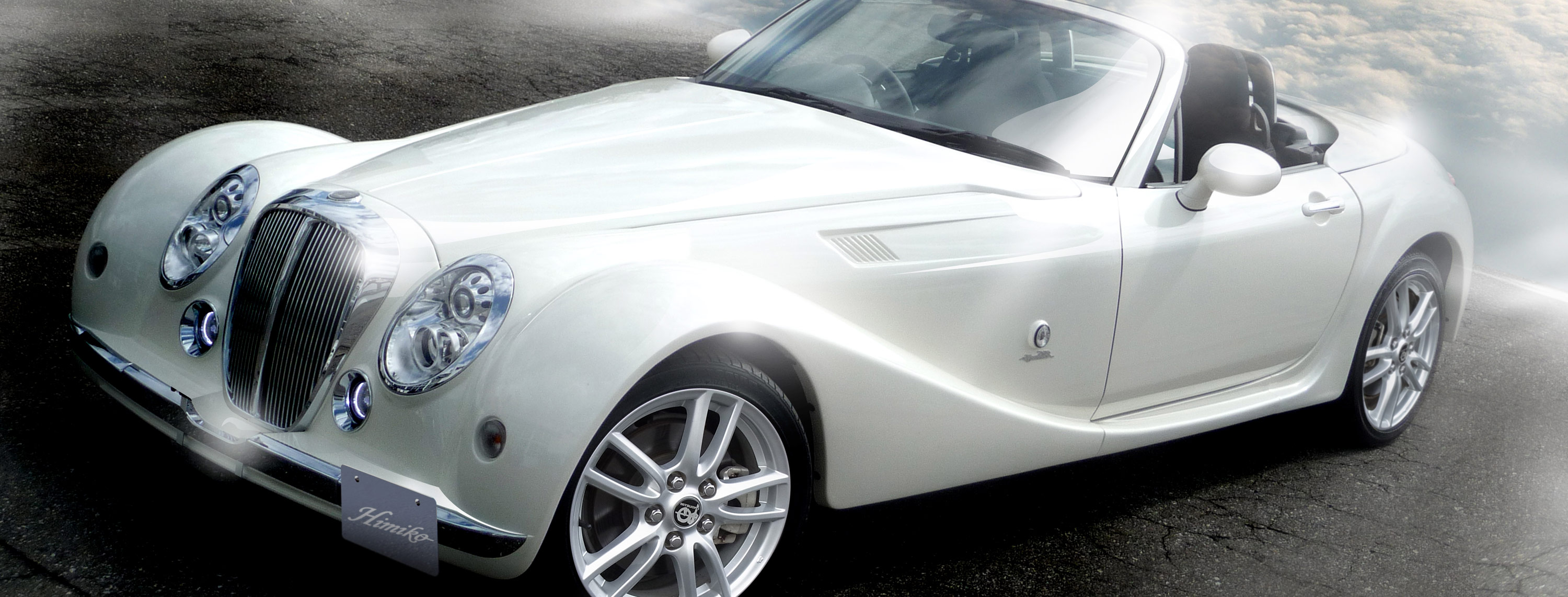 The Mitsuoka Roadster